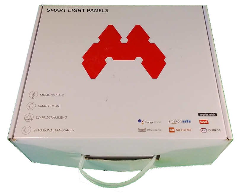 Smart Light Panel - LED Tuya